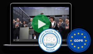 Die Sicherheitszertifizierungen des movingimage Video CMS