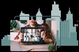 Content Delivery Network für Webcast Übertragung