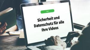 Top 3 Sichere Video Hosting Lösungen für Ihr Unternehmen