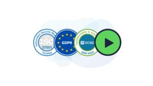 Datenschutz für Video-Assets