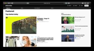 Dailymotion: kostenloses Video-Hosting