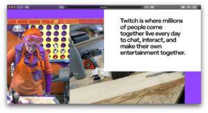 Twitch: kostenloses Video Streaming