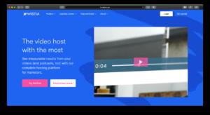 wistia: premium Video-Hosting für Unternehmen