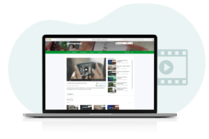 CoporateTube Enterprise Video Portal