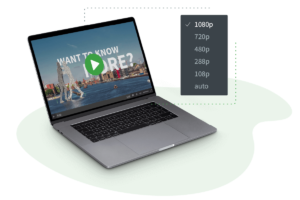Optimized video streams for every network