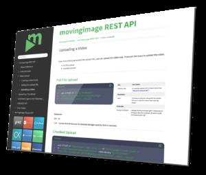 movingimage REST API