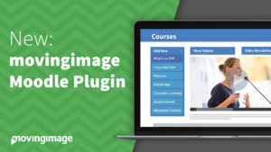 movingimage Moodle video plugin