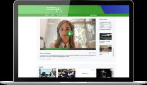 CorporateTube screenshot