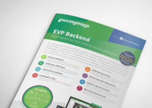 EVP backend flyer