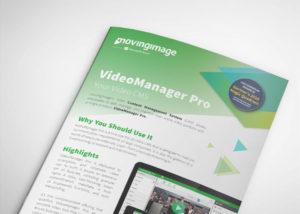 VM Pro flyer