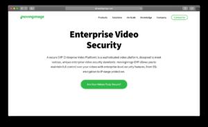 movingimage secure video hosting solution