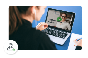 use video for recruiting and onboarding